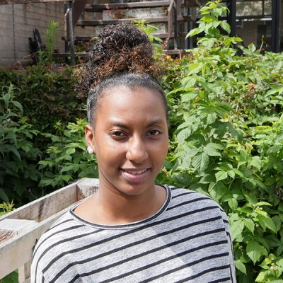 Monique Smith - Youth Programmes Administration Officer