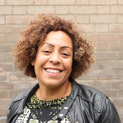 Natasha Julien - Media Facilitator, Connect Hackney