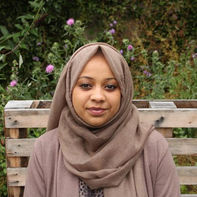 Shamima Aktar - Networks Coordinator (maternity leave)