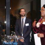 Award winner Janet Murungi, Community African Network.