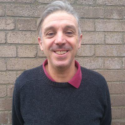 Paul Turley  - Finance & Admin Officer, Hackney Giving